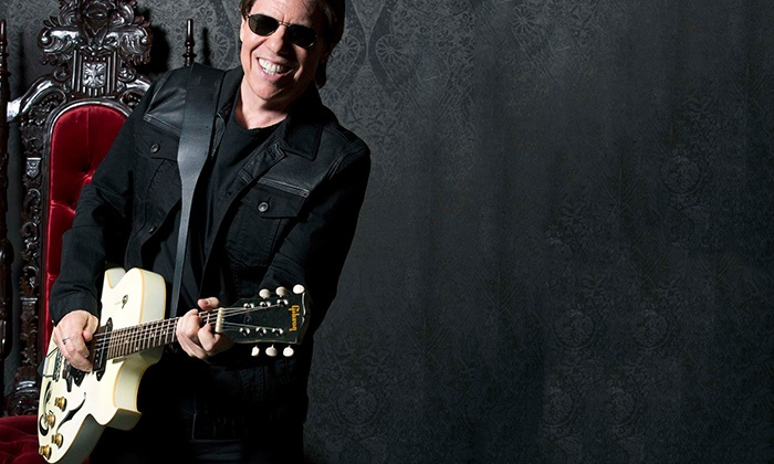 George Thorogood & The Destroyers - King Center for the Performing Arts: George Thorogood & The Destroyers on Friday, March 18 at 8 p.m.