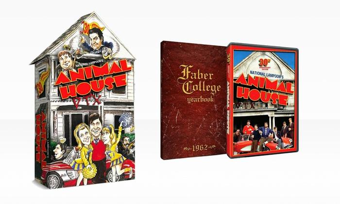 National Lampoon's Animal House 30th Anniversary Box Set: National Lampoon's Animal House 30th Anniversary Box Set. Free Returns.