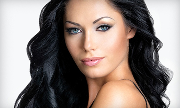 Serina Gomez at The Grove Salon - Elk Grove: Haircut and Conditioner with Optional Color or Partial or Full Highlights at The Grove Salon (Up to 74% Off)