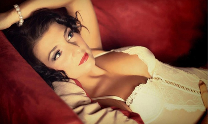 Indie Girl Photography - Juniata Park -  Feltonville: $99 for a Boudoir or Pin-Up Photo-Shoot Package with Digital Images and Prints from Indie Girl Photography ($575 Value)