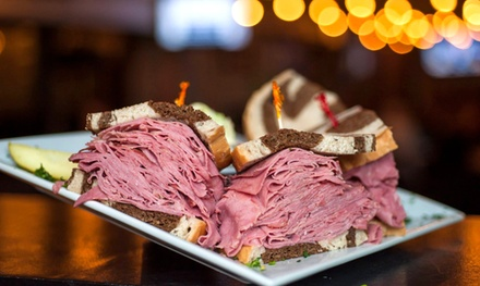 $5 for $10 Worth of New York–Style Sandwiches at Lucky Dill Deli