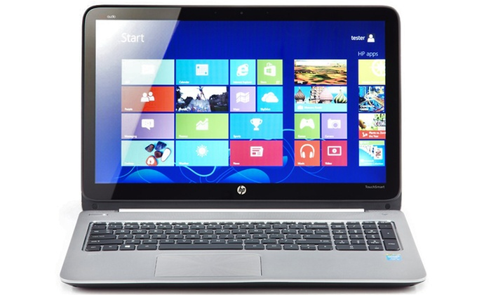 "HP Envy 15.6"" Touchscreen Laptop with 8GB RAM: HP Envy 15.6"" Touchscreen Laptop with 8GB RAM (Manufacturer Refurbished). Free Shipping and Returns."