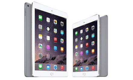 "Apple iPad Mini 2 16GB 7.9"" Tablet WiFi and 4G LTE for ATT&T and Verizon"