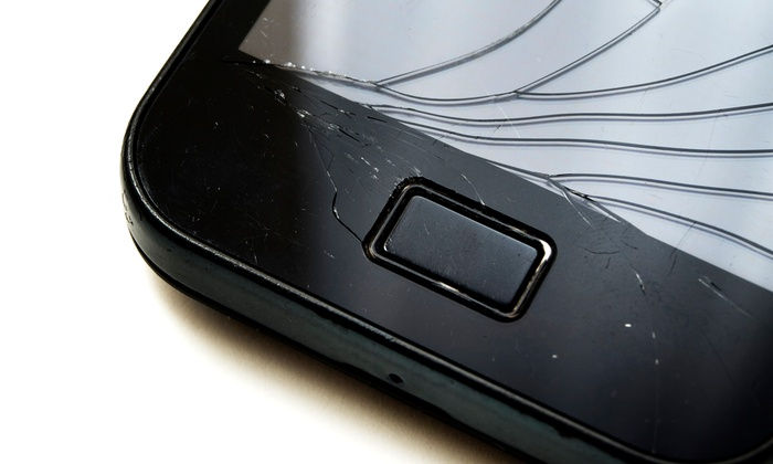 iCafe - Lawrence: iPhone, iPad, and iPod Screen Repair or Liquid Damage Recovery at iCafe (Up to $100 Off). Seven Options Available.