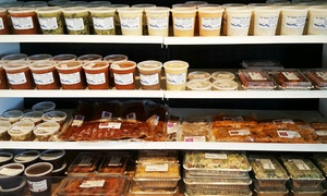 Boston Chowda: $20 for $40 Worth of Homemade/Take-Home Soups, Chowdas, Entrees, and Pantry Items from Boston Chowda