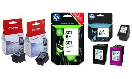 HP Tintenpatrone in der Farbe und für Drucker Modell nach Wahl inkl. Versand