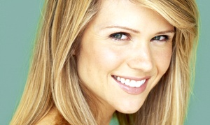 Shades by Shavonda: Haircut with Conditioning or Highlights at Shades by Shavonda (Up to 58% Off)