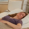 Hermell Allergen-Free Back Sleeper Pillow