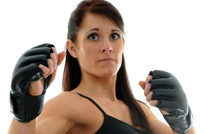 Two Weeks of Kickboxing Classes or Junior MMA Classes at American Top Team of Gwinnett (Up to 58% Off)