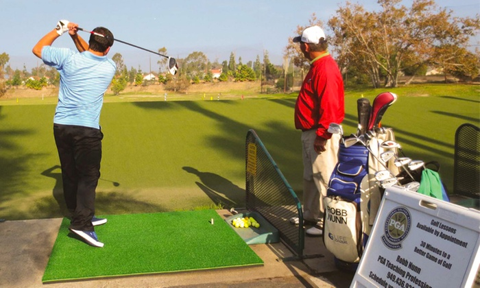 Robb Nunn - Golf Equation Swing Academy at Lake Forest - Golf Equation Swing Academy at Lake Forest: $127 for Three Golf Lessons with PGA Professional Robb Nunn from Golf Equation Swing Academy ($375 Value)
