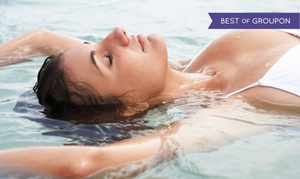 Healing Waters Mind & Body Float Studio: One, 2, or 3 90-Minute Float-Tank Therapy Sessions at Healing Waters Mind & Body Float Studio (Up to 56% Off)