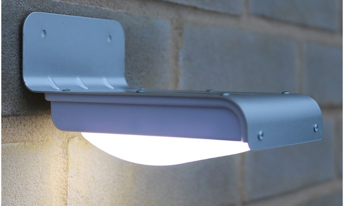 Motion sensor led outdoor light groupon goods exterior powerful motion sensor led outdoor light exterior powerful motion sensor led outdoor light mozeypictures Image collections