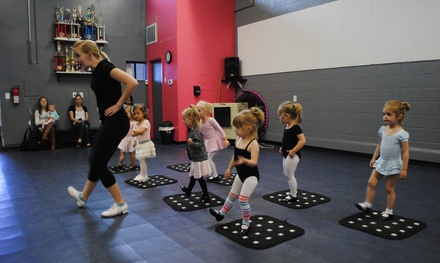 Four Dance Classes from NextStep Clogging (69% Off)