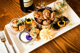 Le Cena Exchange: Tapas and Sangria For Two or Four at Le Cena Exchange (Up to 76% Off)