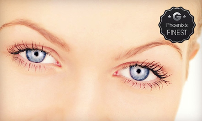 Nationwide Vision Center - Camelback East: Traditional or Custom LASIK Surgery for Both Eyes at Nationwide Vision Center (Up to 54% Off)
