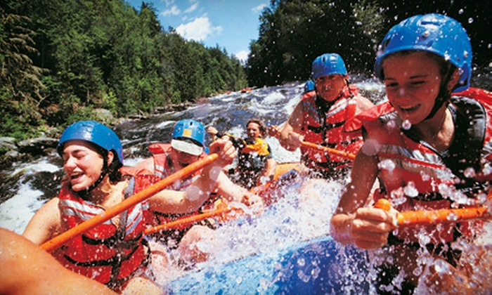 Penobscot Adventures - Millinocket: Whitewater Rafting for Two or Four from Penobscot Adventures (Up to 61% Off)
