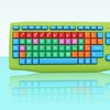 Hip Street Kids' Spanish Keyboard and Mouse