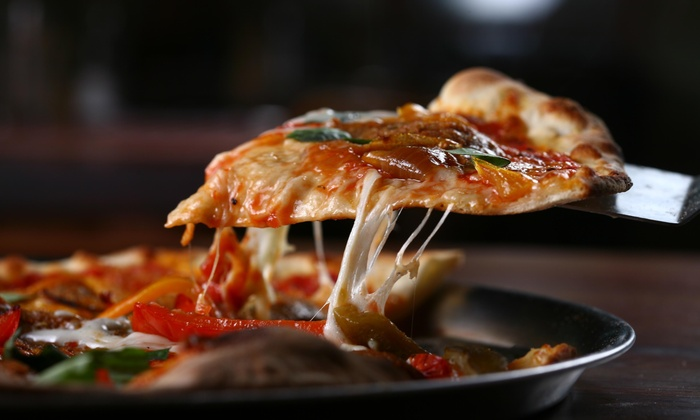 Angelo & Al's Pizzeria - Utopia: $1 Buys You a Coupon for A Large Pie. Pay $10 (Value $13+) Valid Mon Fri For Pickup Only at Angelo & Al's Pizzeria
