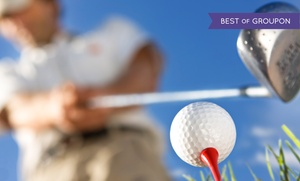 Fred Arbanas Golf Course: Golf for Two or Four with Cart and Range Balls at Fred Arbanas Golf Course (Up to 50% Off)