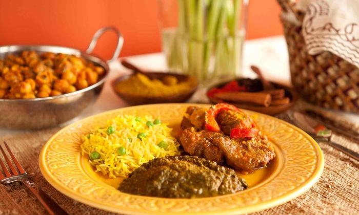 Akbar Restaurant - Edison: Indian Food for Lunch or Dinner at Akbar Restaurant (Up to 42% Off)