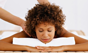 Sharon at Tranquility Massage: 90-Minute Swedish, Deep-Tissue, or Hot-Stone Massage from Sharon at Tranquility Massage ($140 Value)