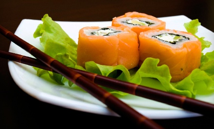 $40 Groupon - Tokyo Japanese Steakhouse and Sushi Bar in Homewood