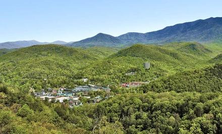 Stay at Glenstone Lodge in Gatlinburg, TN. Dates into December.