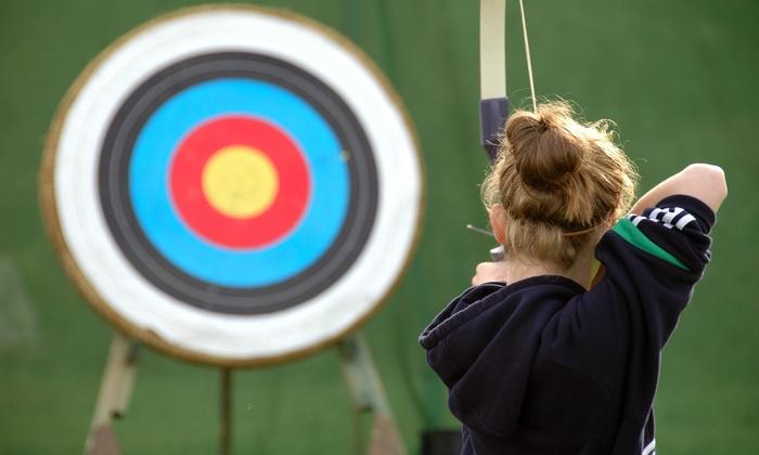 Kfap Archery - Willington: An Archery Lesson at KFAP Archery (47% Off)