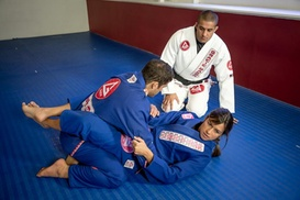 Gracie Barra Long Beach: Four Weeks of Unlimited Brazilian Jiu-Jitsu Classes at One Month Of Jiu-Jitsu Classes For Kids Or Adults From Gracie Barra Jiu-Jitsu Academy  (61% Off)