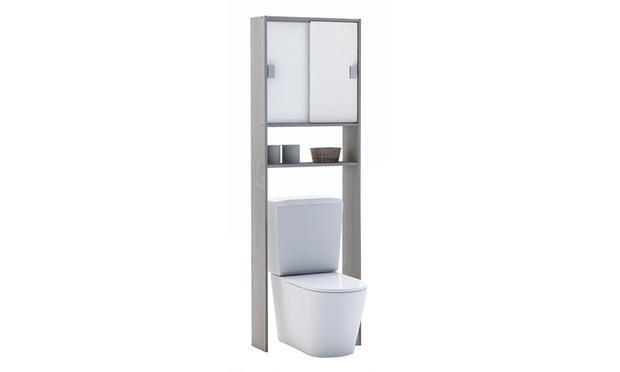 copricolonna bagno universale mobile sottolavabo bianco lucido 2 .... mobile bagno brico center ...