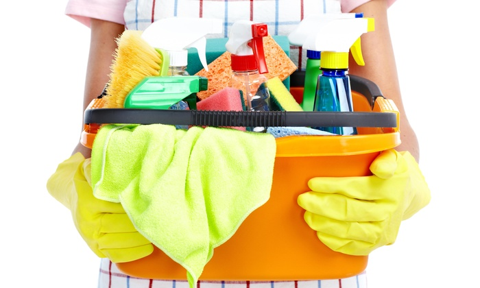 maid to shine cleaning - Cleveland: Four Hours of Home Organization and Cleaning Services from maid to shine cleaning (55% Off)