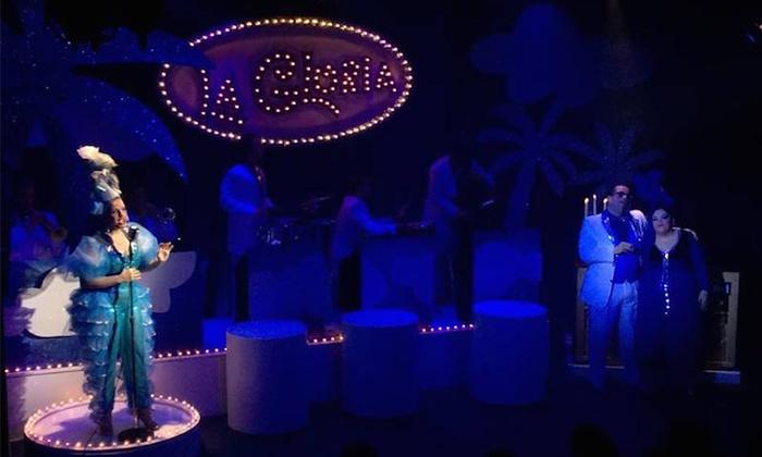"""""""The Glory, A Latin Cabaret"""" - Teatro SEA: """"The Glory, A Latin Cabaret"""" (November 15–December 6)"""