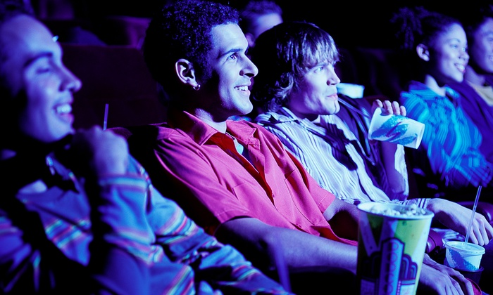 Gateway Theatre - Lake Ridge: $25 for Movie, Popcorn, and Drinks for Two at Gateway Theatre (Up to $41.50 Value)