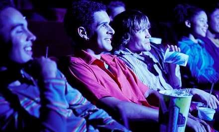 $25 for Movie, Popcorn, and Drinks for Two at Gateway Theatre (Up to $41.50 Value)