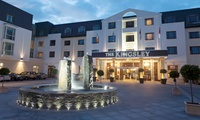 Cork: 1 or 2 Nights for Two with Breakfast and Spa Credit at 4* The Kingsley