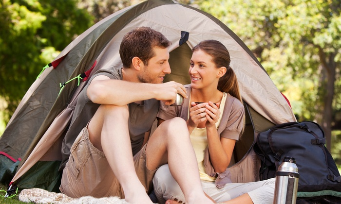 Camp Folks - Camp Folks: Two-Night Camping Gear Rental Package for One or Two People from Camp Folks (60% OFF)