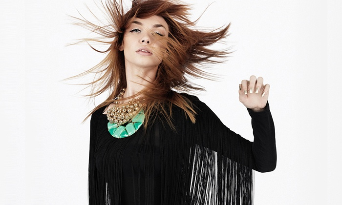 TONI&GUY - Multiple Locations: Conditioning Treatment with Haircut or All-Over Color at Toni&Guy (Up to 59% Off)