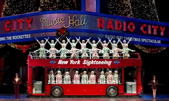 "The Rockettes ""Radio City Christmas Spectacular"" - Madison Square Garden: ""Radio City Christmas Spectacular"": Make Memories with the Rockettes at Radio City Music Hall"