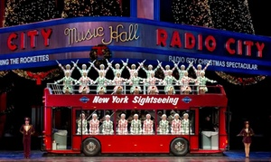 """Radio City Christmas Spectacular"": ""Radio City Christmas Spectacular"": Make Memories with the Rockettes at Radio City Music Hall (Nov. 16—Dec. 16)"