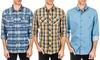 PX Men's Woven Shirts: PX Men's Woven Shirts