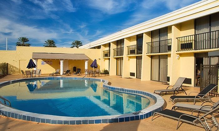 Days Inn Neptune Beach - Neptune Beach, FL: Stay at Days Inn Neptune Beach in Neptune Beach, FL; Dates into February