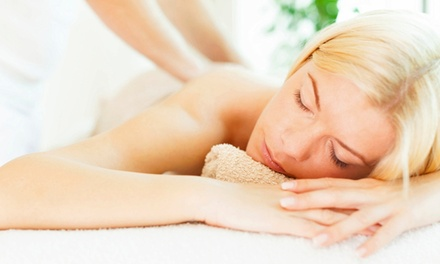 $59 for 80-Minute Body Renew Deluxe Package ($129 Value)