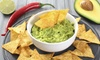 Gio Taco - Downtown Tucson: Latin-Inspired Snacks and Tequila Flights or Bar Food at Gio Taco (Up to 52% Off). Four Options Available.