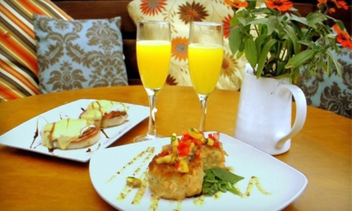 The Warren City Club - Atlanta: Sunday Brunch for Two or Four at The Warren City Club (Up to 56% Off)