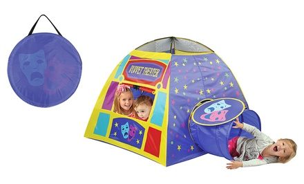 Puppet Theater Tent and Carry Case