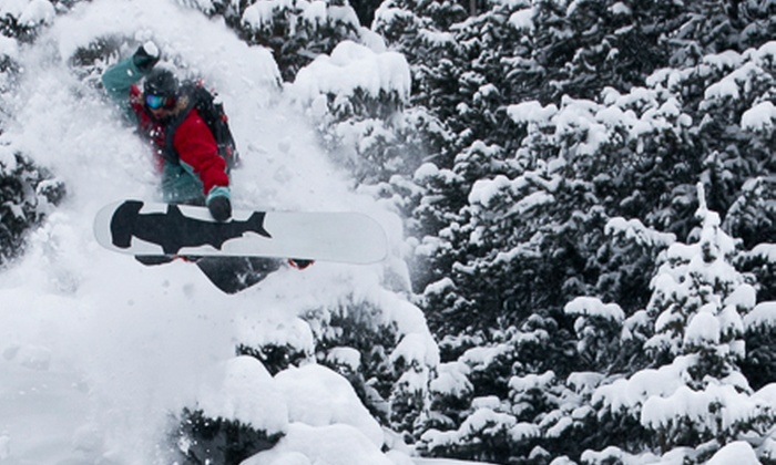 Snowboard On The Block: 2013 North American Snowboard Film Festival - Five Points: Snowboard On The Block: 2013 North American Snowboard Film Festival on Saturday, September 14 (Up to 60% Off)