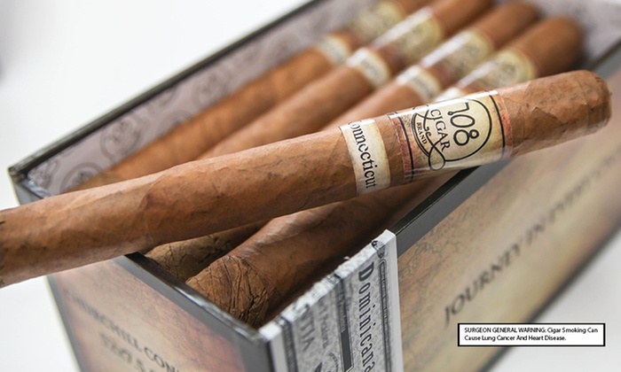 Tobacco Plus - Matteson: Cigars from 708 Cigar and General Merchandise at Tobacco Plus (Up to 50% Off)