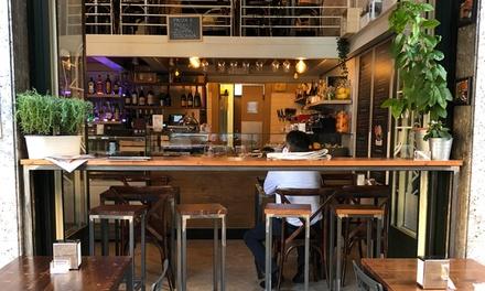 Degustazione birre o menu panino e birra per 2 o 4 persone, panineria 1848 Sandwiches & Delicious (sconto fino a 53%)