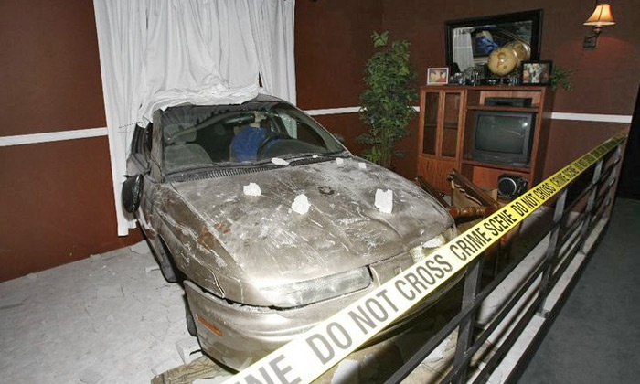 CSI: The Experience - MGM Grand - The Strip: $30 for Admission for One to Two Crime Scenes at CSI: The Experience ($63 Value)