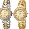 Akribos XXIV Women's Diamond Bracelet Watch